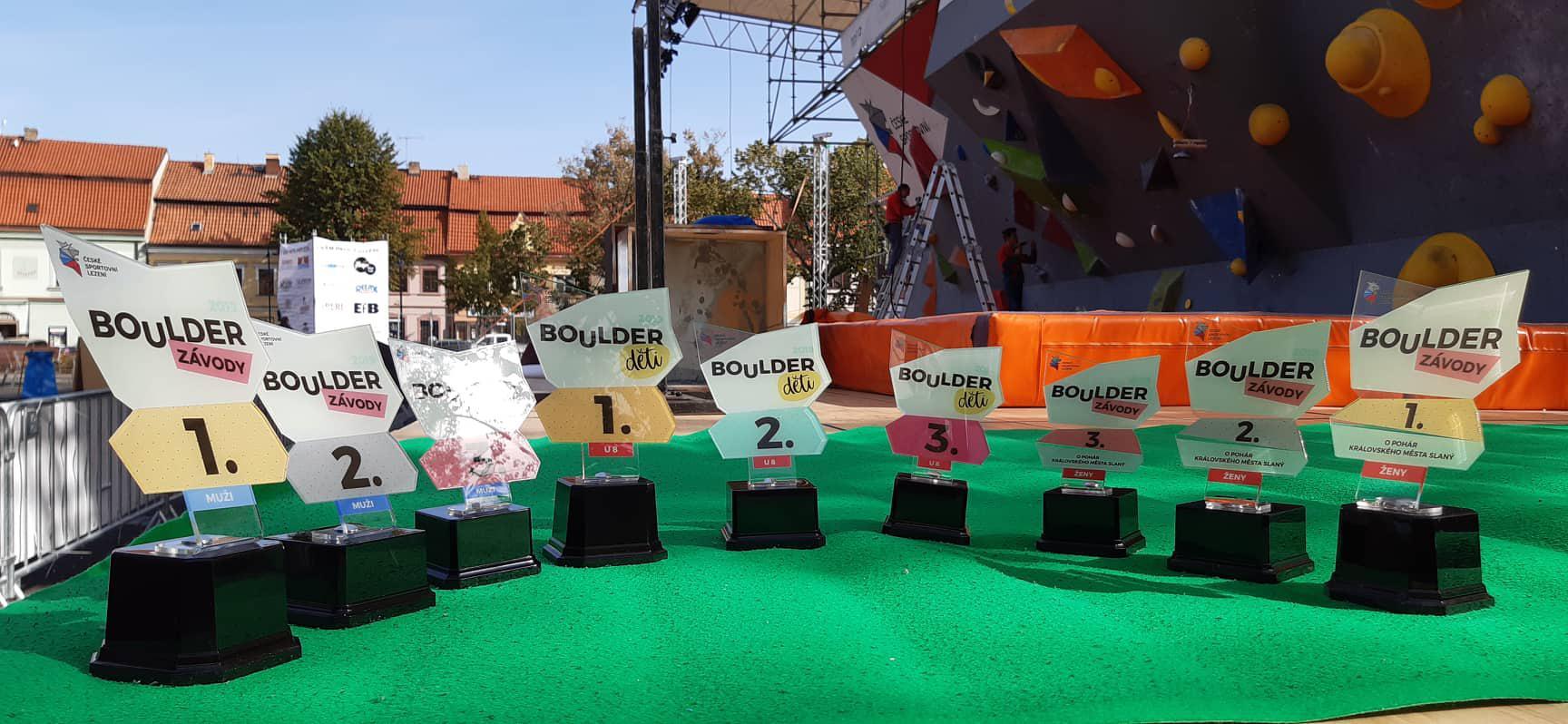Finálový BoulderVíkend startuje už dnes! Doražte do Slaného!