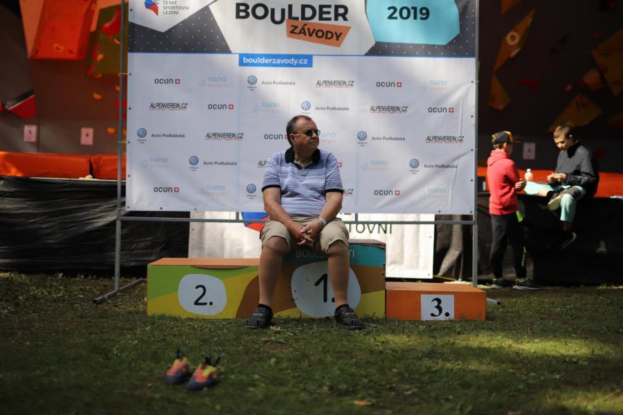 2.kolo BoulderDěti 2019